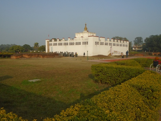 Templo de Maya Devi