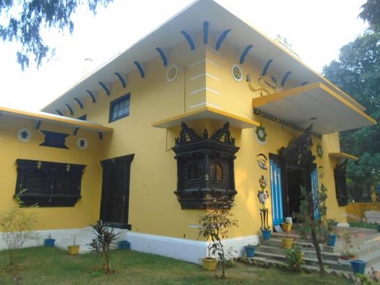 Templo nepalí