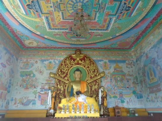 Mandala de Buda Shakyamuni